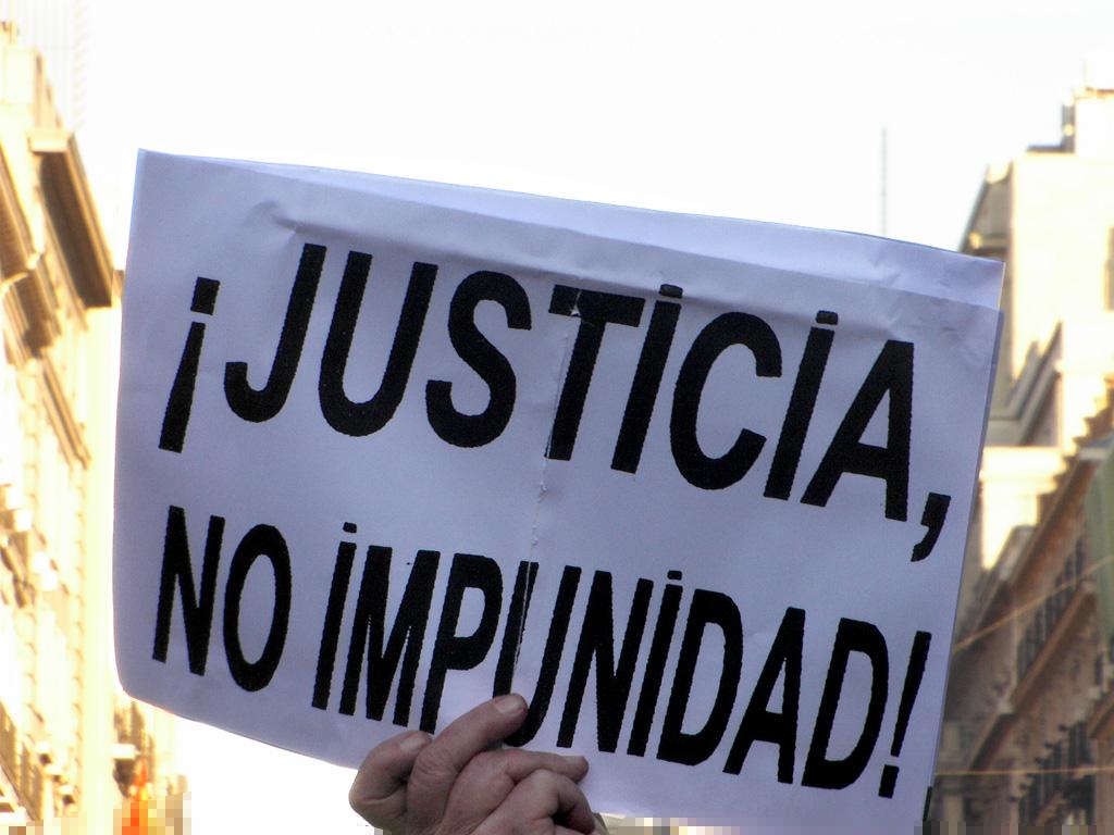 JUSTICIA-NO-IMPUNIDAD
